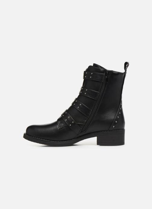 Boots en enkellaarsjes LPB /LES PETITES BOMBES QUADRI Zwart voorkant