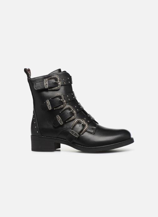 Boots en enkellaarsjes LPB /LES PETITES BOMBES QUADRI Zwart achterkant