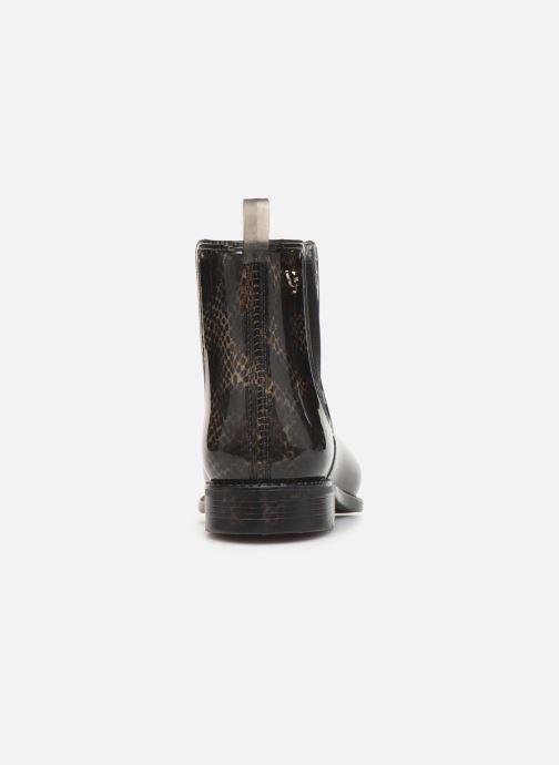 Bottines et boots LPB /LES PETITES BOMBES RAIN Noir vue droite