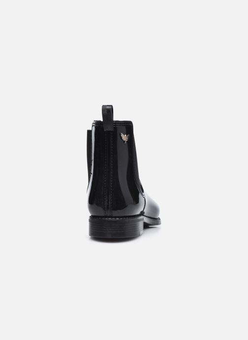 Bottines et boots LPB -LES PETITES BOMBES RAIN Noir vue droite