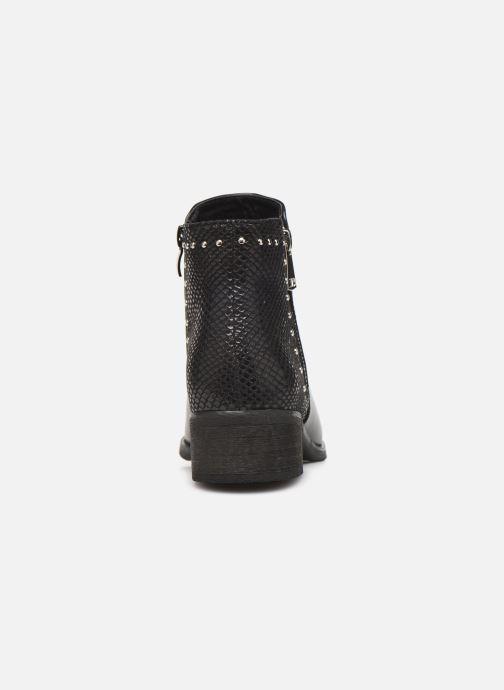 Stiefeletten & Boots LPB -LES PETITES BOMBES ALINE schwarz ansicht von rechts