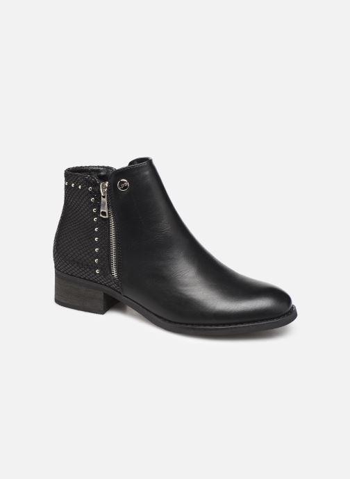 Boots en enkellaarsjes LPB -LES PETITES BOMBES ALINE Zwart detail