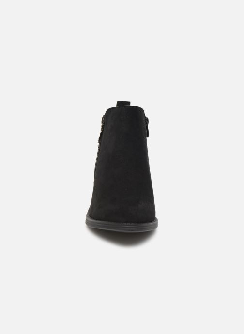 Stiefeletten & Boots LPB -LES PETITES BOMBES VICTORIA schwarz schuhe getragen