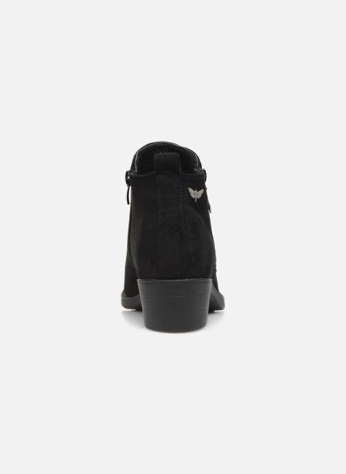 Stiefeletten & Boots LPB -LES PETITES BOMBES VICTORIA schwarz ansicht von rechts