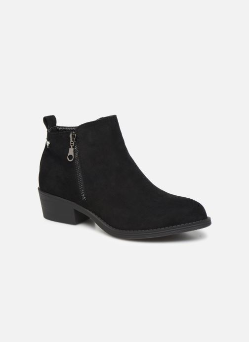 Boots en enkellaarsjes LPB -LES PETITES BOMBES VICTORIA Zwart detail