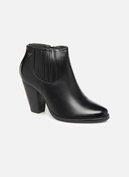 Boots en enkellaarsjes LPB -LES PETITES BOMBES TERRY Zwart detail
