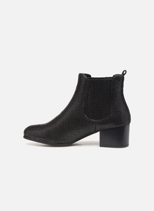 Boots en enkellaarsjes LPB -LES PETITES BOMBES CHIRAZ Zwart voorkant