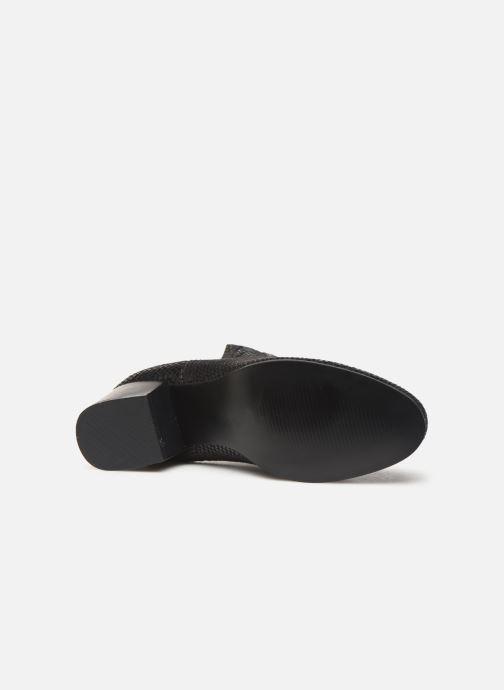 Boots en enkellaarsjes LPB -LES PETITES BOMBES CHIRAZ Zwart boven