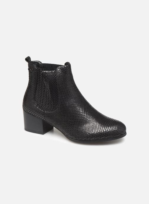 Boots en enkellaarsjes LPB -LES PETITES BOMBES CHIRAZ Zwart detail
