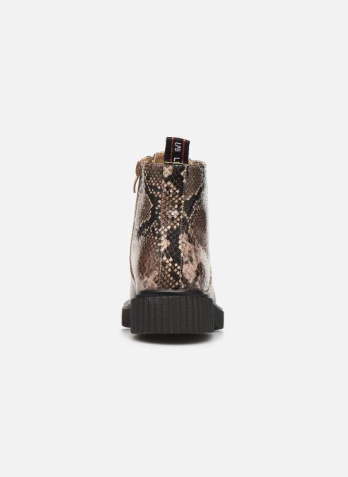 Bottines et boots LPB -LES PETITES BOMBES ANNA Beige vue droite