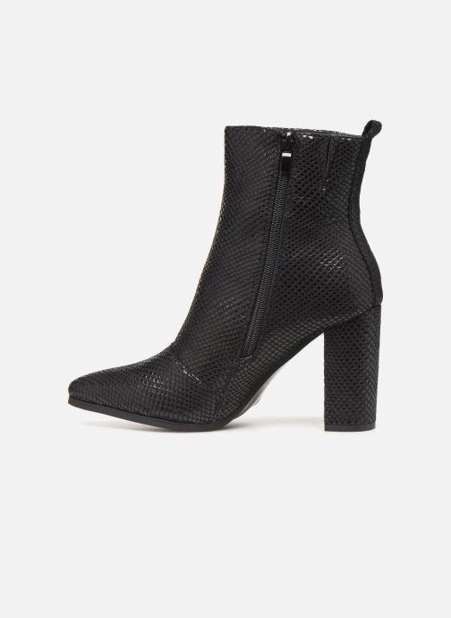Boots en enkellaarsjes LPB -LES PETITES BOMBES YGRITTE Zwart voorkant