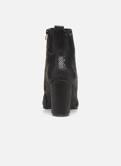 Bottines et boots LPB /LES PETITES BOMBES YGRITTE Noir vue droite