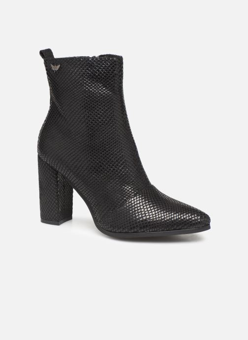 Boots en enkellaarsjes LPB -LES PETITES BOMBES YGRITTE Zwart detail