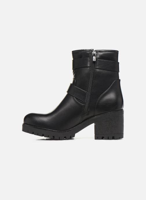 Bottines et boots LPB /LES PETITES BOMBES ELSA Noir vue face