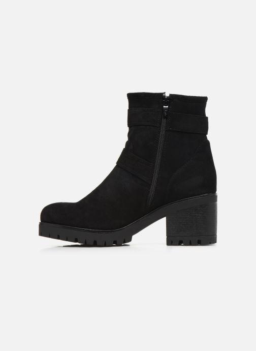 Bottines et boots LPB -LES PETITES BOMBES ELSA Noir vue face