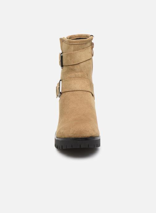 Boots en enkellaarsjes LPB -LES PETITES BOMBES ELSA Bruin model