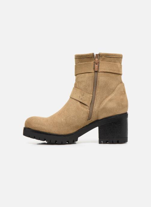 Boots en enkellaarsjes LPB -LES PETITES BOMBES ELSA Bruin voorkant
