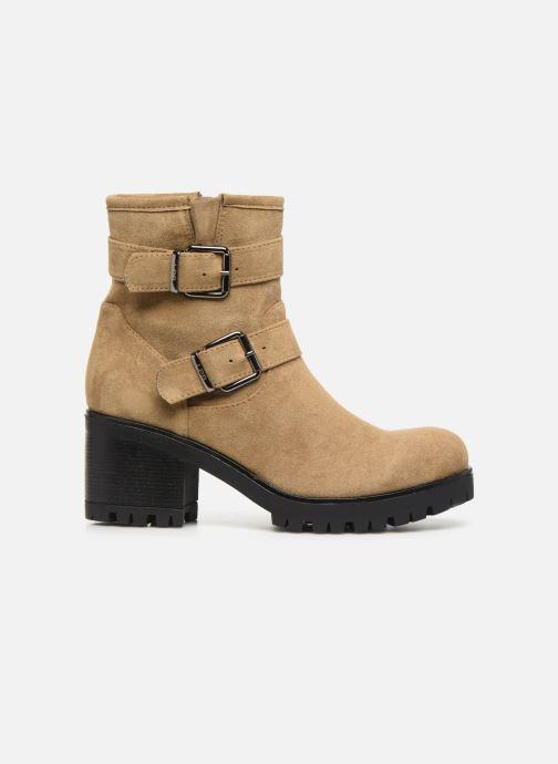 Boots en enkellaarsjes LPB -LES PETITES BOMBES ELSA Bruin achterkant