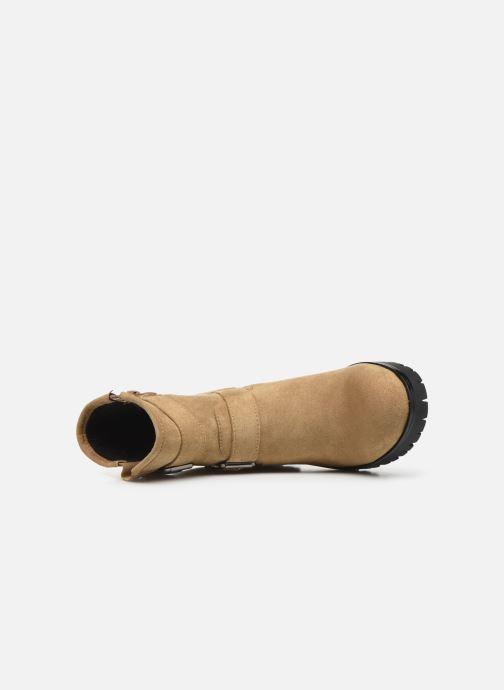 Boots en enkellaarsjes LPB -LES PETITES BOMBES ELSA Bruin links