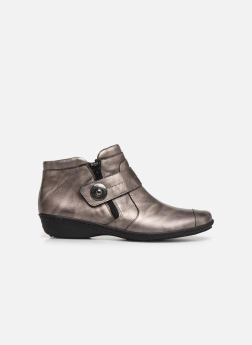 Bottines et boots Pédiconfort Annah C Gris vue derrière