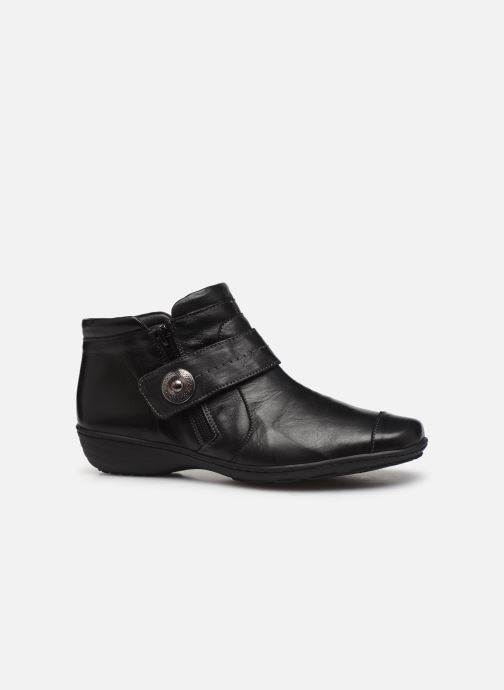 Bottines et boots Pédiconfort Annah C Noir vue derrière