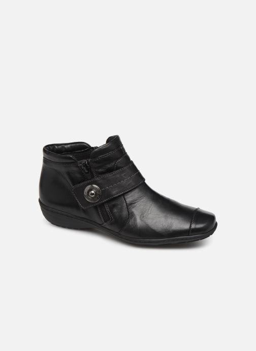 Bottines et boots Pédiconfort Annah C Noir vue détail/paire