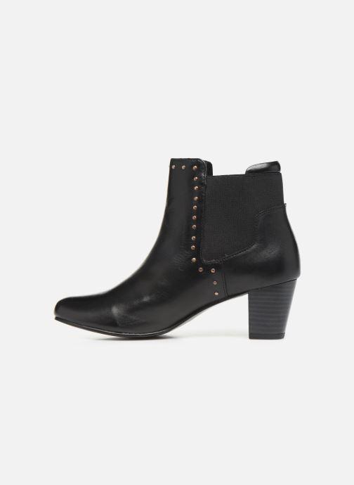 Bottines et boots Pédiconfort Flora C Noir vue face