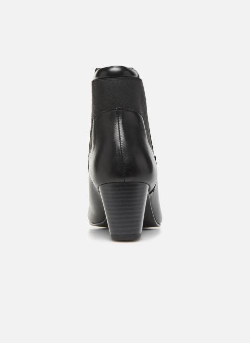 Bottines et boots Pédiconfort Flora C Noir vue droite