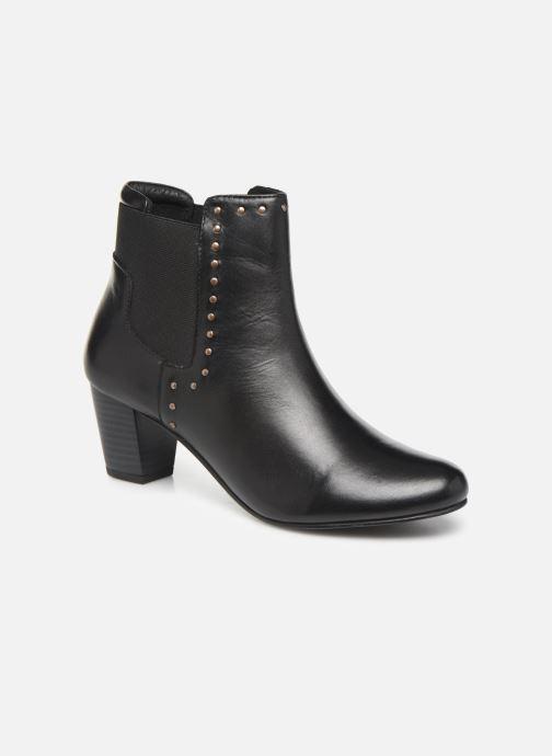 Bottines et boots Pédiconfort Flora C Noir vue détail/paire