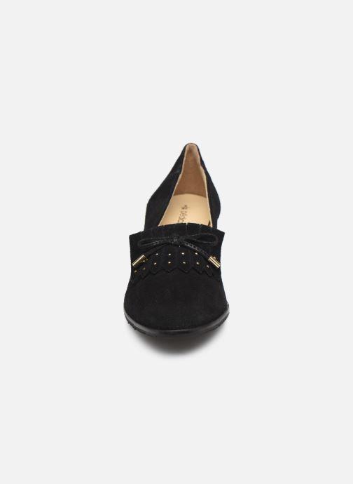 Escarpins Pédiconfort Carole C Noir vue portées chaussures