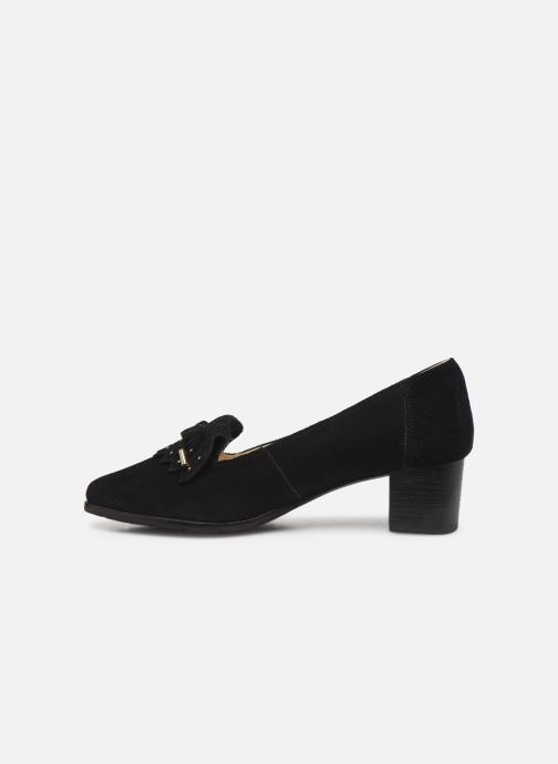 Zapatos de tacón Pédiconfort Carole C Negro vista de frente