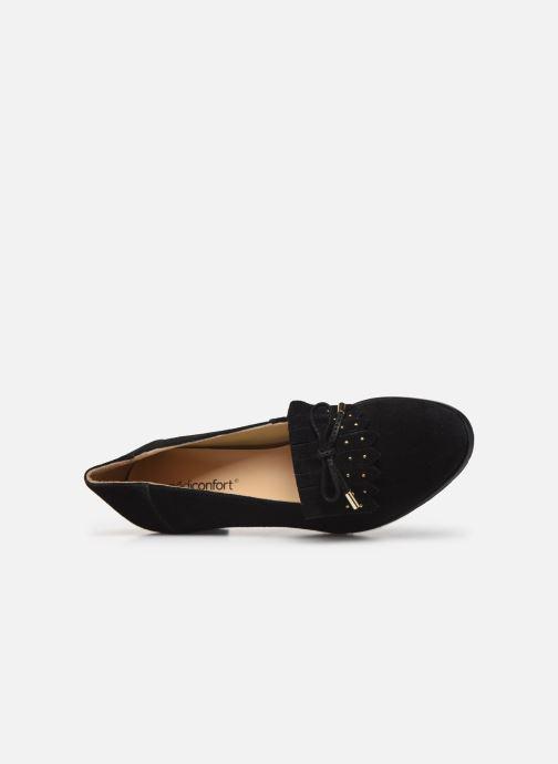 Zapatos de tacón Pédiconfort Carole C Negro vista lateral izquierda