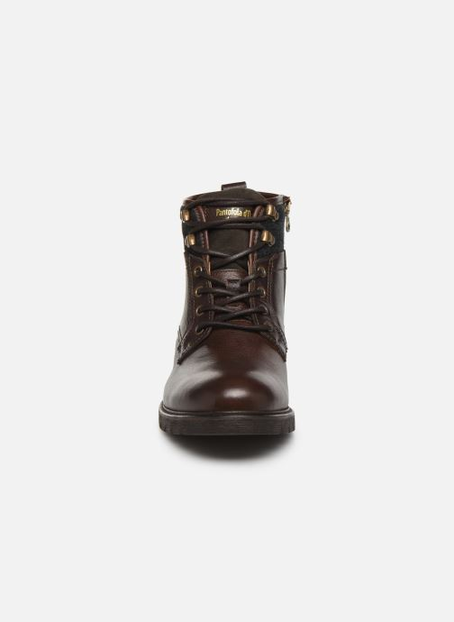 Bottines et boots Pantofola d'Oro LEVICO UOMO HIGH Marron vue portées chaussures