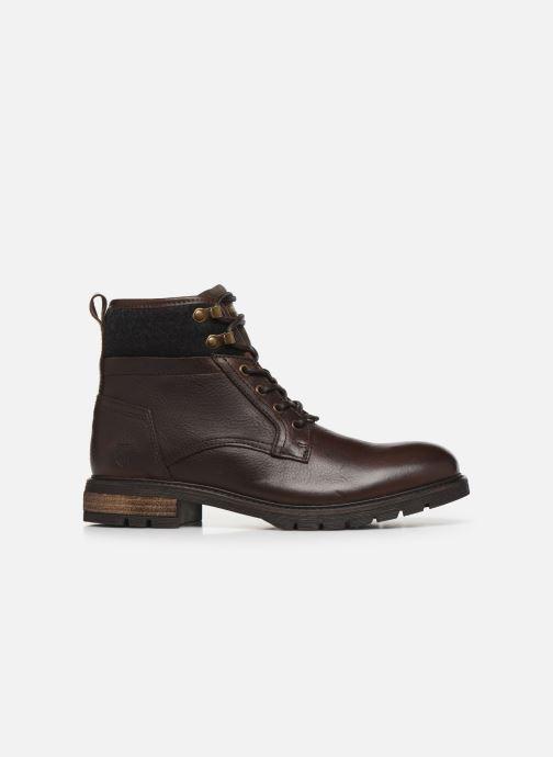 Boots en enkellaarsjes Pantofola d'Oro LEVICO UOMO HIGH Bruin achterkant