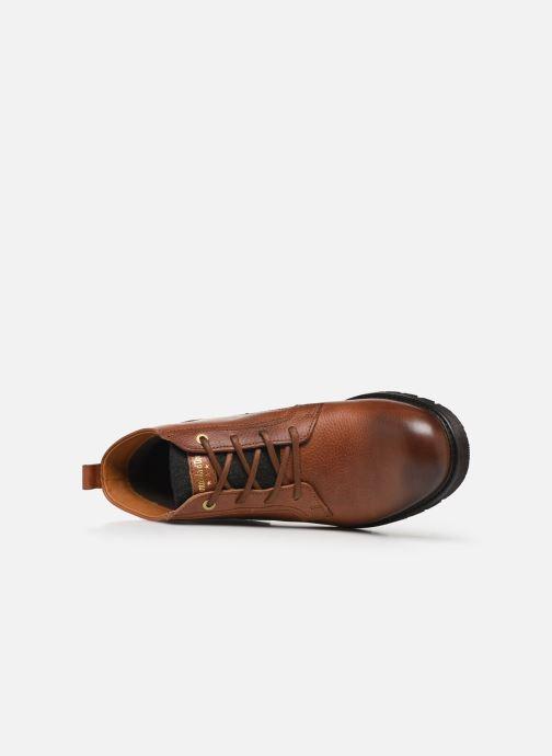 Bottines et boots Pantofola d'Oro LEVICO UOMO MID Marron vue gauche