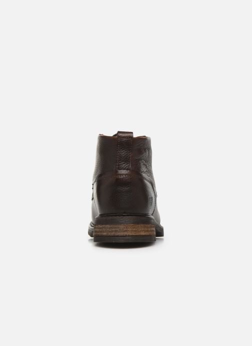 Bottines et boots Pantofola d'Oro LEVICO UOMO MID Marron vue droite