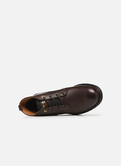 Botines  Pantofola d'Oro LEVICO UOMO MID Marrón vista lateral izquierda