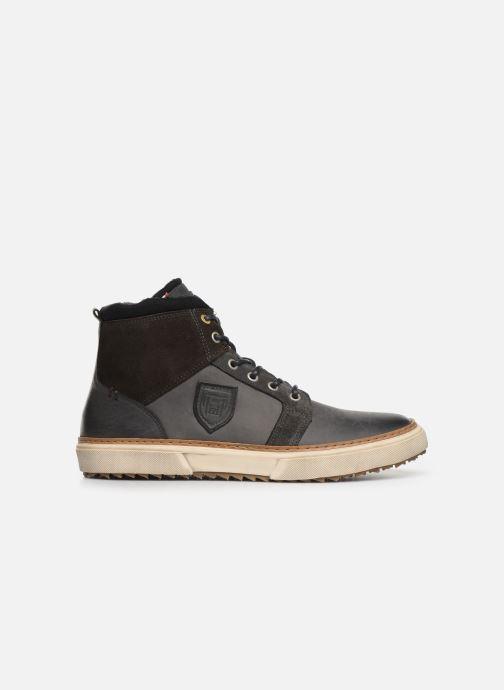 Sneakers Pantofola d'Oro BENEVENTO UOMO MID Grigio immagine posteriore