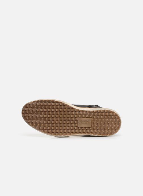 Baskets Pantofola d'Oro BENEVENTO UOMO MID Gris vue haut