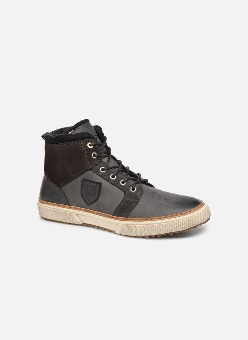Sneaker Pantofola d'Oro BENEVENTO UOMO MID grau detaillierte ansicht/modell