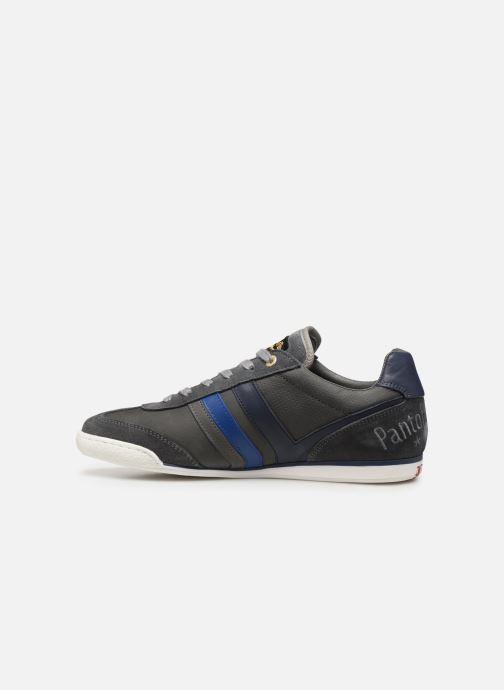 Sneaker Pantofola d'Oro VASTO UOMO LOW grau ansicht von vorne