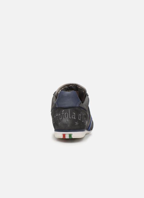 Baskets Pantofola d'Oro VASTO UOMO LOW Gris vue droite