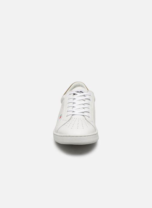 Baskets Pantofola d'Oro TENNIS UOMO LOW Blanc vue portées chaussures