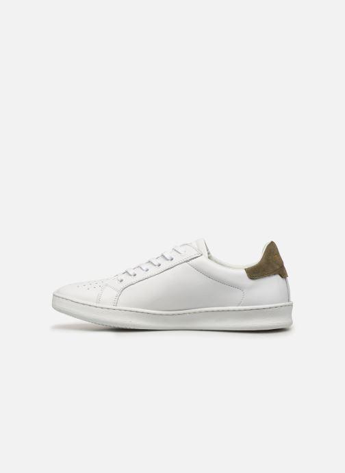 Sneakers Pantofola d'Oro TENNIS UOMO LOW Wit voorkant