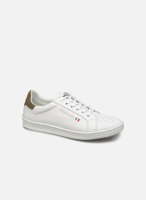 Sneakers Pantofola d'Oro TENNIS UOMO LOW Wit detail