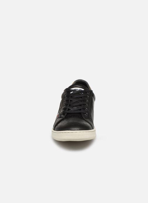 Baskets Pantofola d'Oro TENNIS UOMO LOW Noir vue portées chaussures