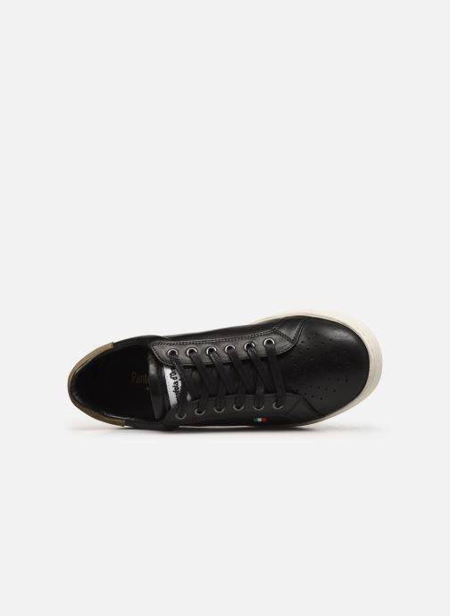 Baskets Pantofola d'Oro TENNIS UOMO LOW Noir vue gauche
