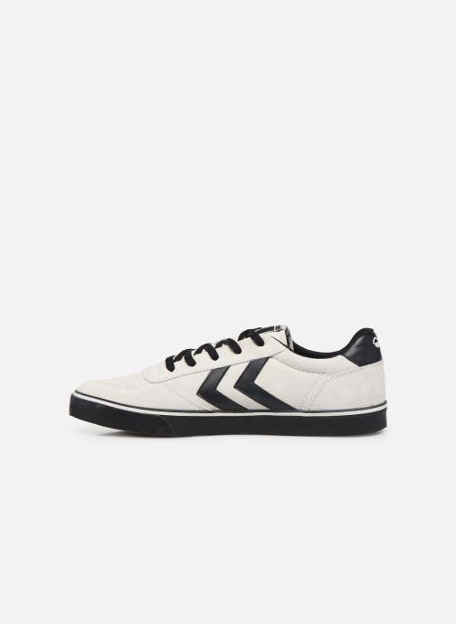 Sneakers Hummel Stadil 3.0 Suede Beige immagine frontale