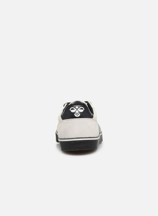 Sneakers Hummel Stadil 3.0 Suede Beige immagine destra