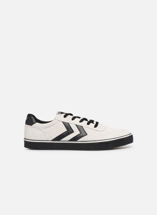 Sneakers Hummel Stadil 3.0 Suede Beige immagine posteriore